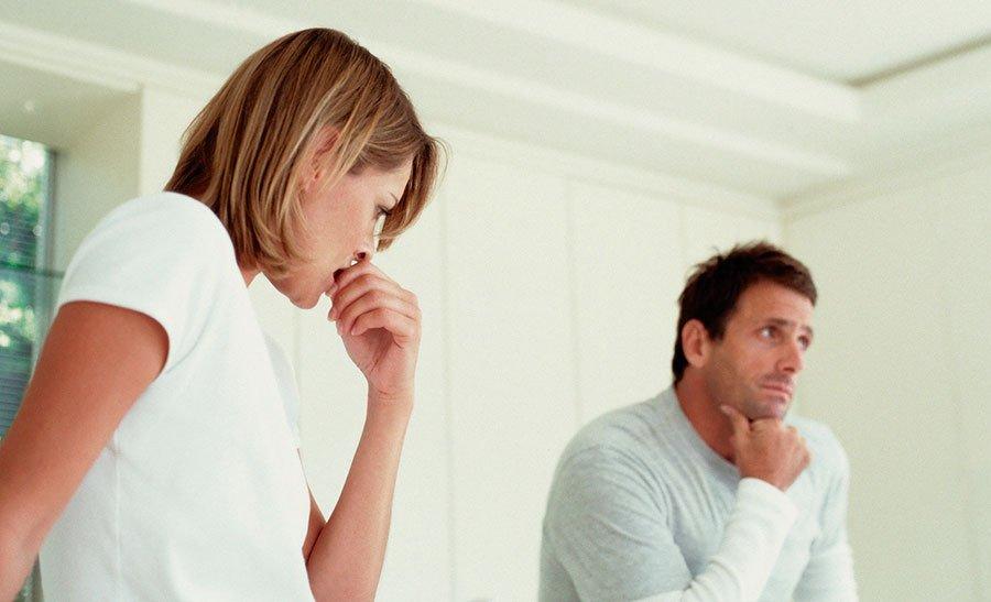 что делать если муж достает после развода прочь машины